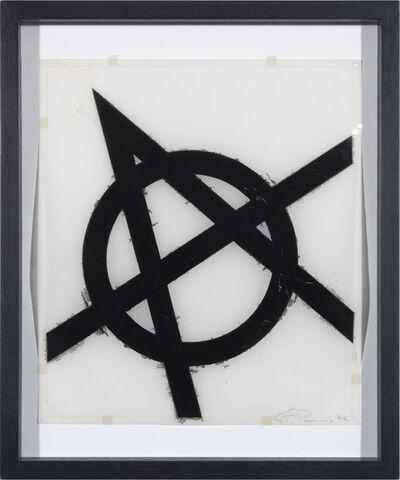 Steven Parrino, 'Untitled', 1992