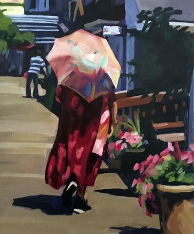 Lisbeth Firmin, 'The Parasol', 2021