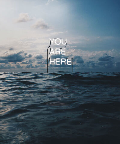 Tom Fabia, 'You Are Here'