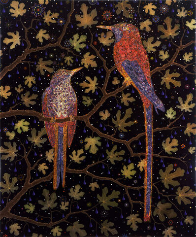 Fred Tomaselli, 'After Migrant Fruit Thugs', 2008
