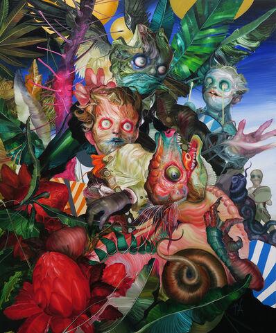 José Luis Carranza, 'El dulce infierno', 2018