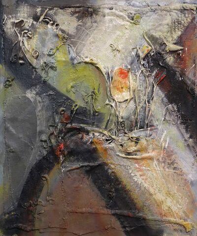 Merton D. Simpson, 'Celebration I', 1995