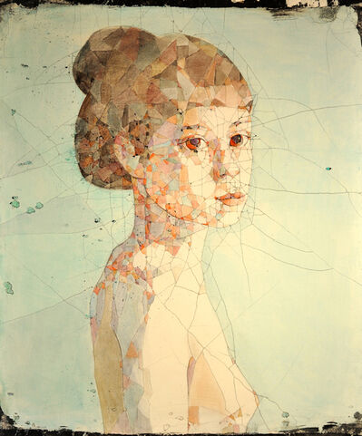 Stephen Maffin, 'Lady in Blue', 2016