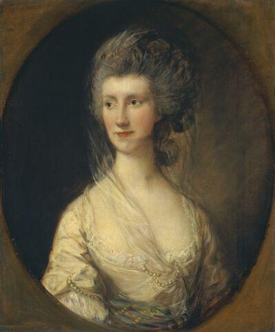 Thomas Gainsborough, 'Mrs. John Taylor', ca. 1778