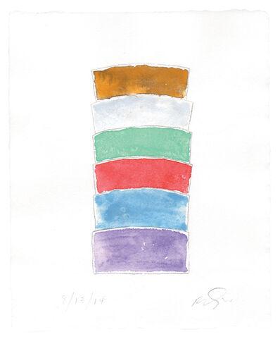 Ron Gorchov, 'Study for Deneb', 2014