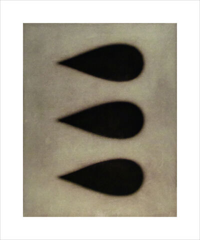 Ted Kincaid, 'Untitled (speeding teardrops) 12/25', 2001
