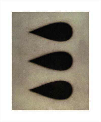 Ted Kincaid, 'Untitled (speeding teardrops) 12/25', 2001
