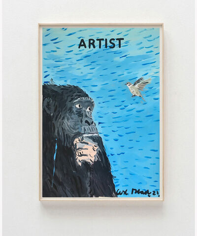 Cesc Abad, 'ARTIST', 2021