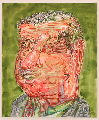 James Esber, 'Tricky Dick', 2015