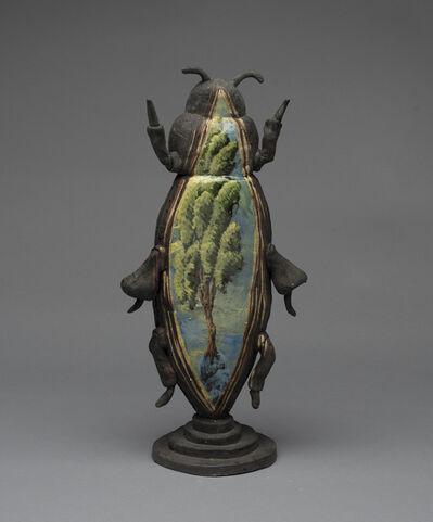Michael Lucero, 'Flea (earth images)', 1986