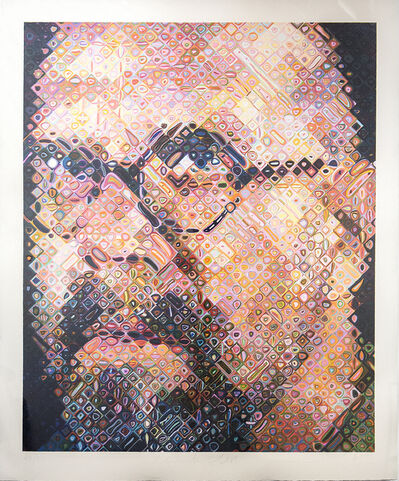 Chuck Close, 'Self-Portrait, 2000', 2000