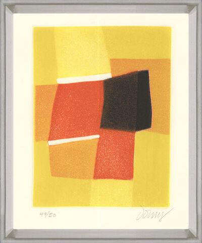 Bertrand Dorny, 'Untitled V', 1974