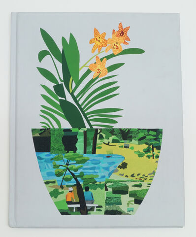 Jonas Wood, 'Jonas Wood Paintings and Drawings', 2015