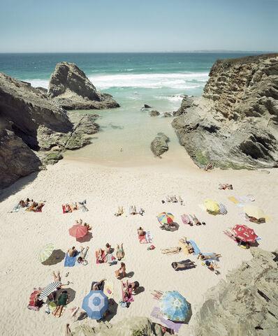 Christian Chaize, 'Praia Piquinia 12-08-06 13h42', 2006