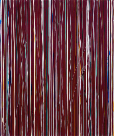 Michael Burges, 'Reverse Glass Painting No.49', 2016