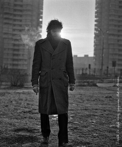 Jari Silomäki, 'We Are The Revolution, after Joseph Beuys: I take 92 steps on Guryanova Street in Moscow', 2006-2013