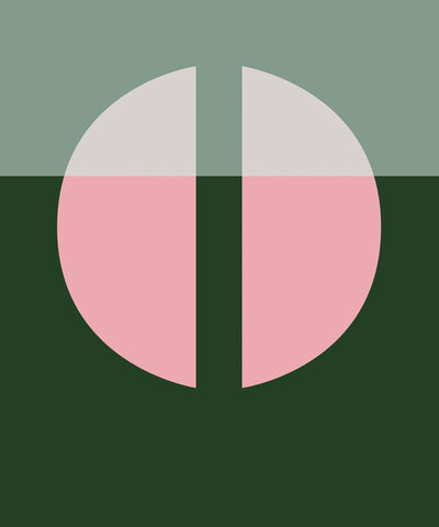 Nicole Yates, 'Circle 002', 2020