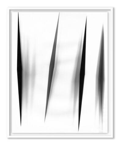 William Klein, 'Abstract #6, Paris', 1952