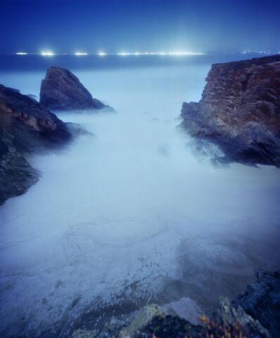 Christian Chaize, 'Praia Piquinia 28/10/2020 20h00-2h00', 2020