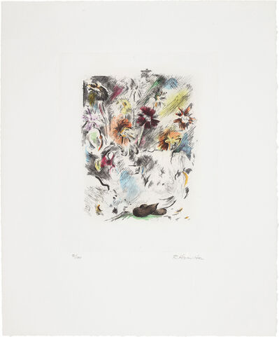 Richard Hamilton, 'Multi-coloured flower-piece', 1974