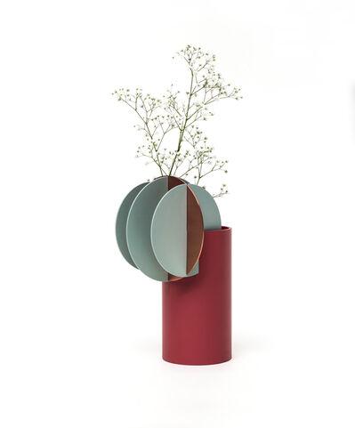NOOM, 'Delaunay Metal Vase', 2018