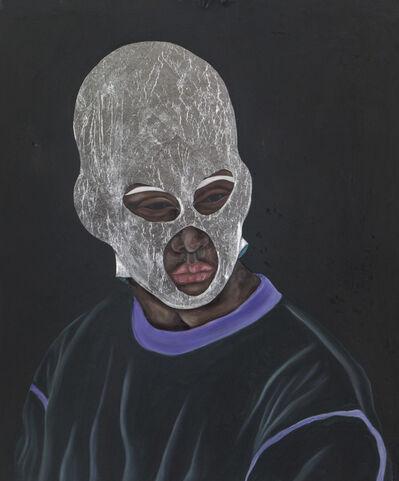 Ramonn Vieitez, 'Assassino Nº 12, from the Negra series', 2015