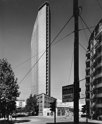 Gabriele Basilico, 'Milan', years 1980