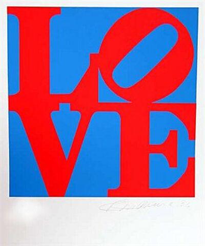 Robert Indiana, 'Book of Love 2', 1996
