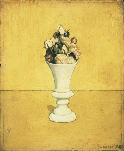 Giorgio Morandi, 'Flowers', 1920