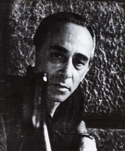 Plinio De Martiis, 'Leo Castelli', 1960
