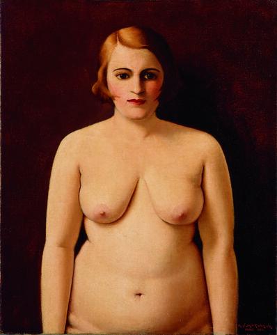 Archibald J. Motley Jr., 'Nude (Portrait of My Wife)', 1930