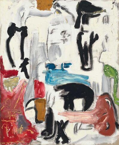 """Don Van Vliet, '""""Half Crow""""', 1988"""