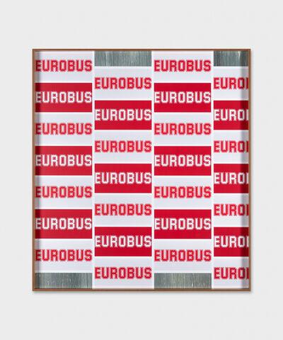 Valentin Carron, 'Eurobus', 2019