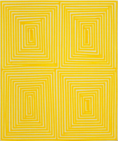Bradley Harms, 'Yellow Coffer (Geo)', 2014