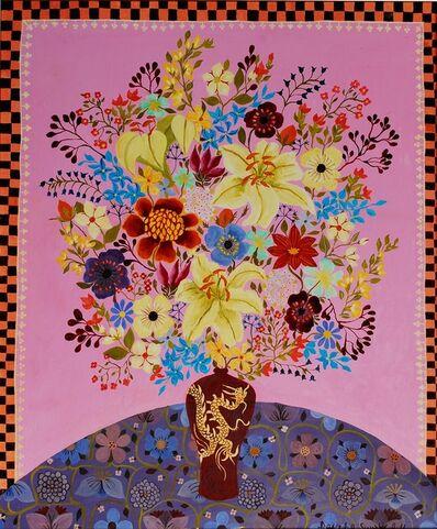 Hepzibah Swinford, 'White Lilies', 2014