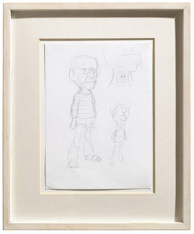 Maurizio Cattelan, 'Untitled (Picasso)', 1998
