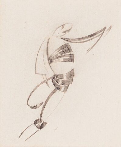 Antonio Valente, 'Sketch', 1925