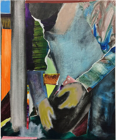 Kurt Lightner, 'Painting Lesson 6', 2017