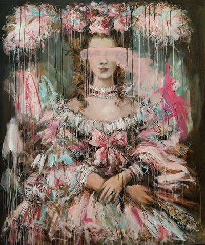 Mandy Racine, 'Thinking Pink', 2020