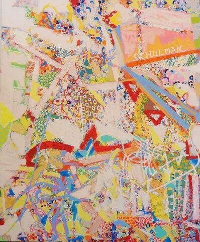 George Schulman, 'Template', 2015