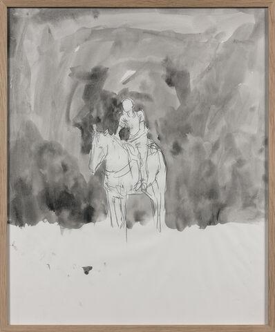 Mohamed Bourouissa, 'Sans Titre (série Horse Day)', 2017