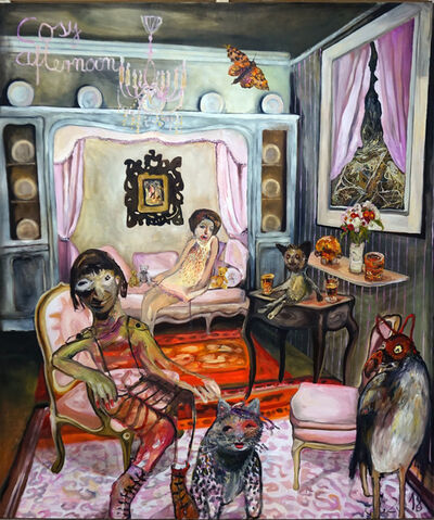 Juliane Hundertmark, 'Cosy Afternoon ', 2018