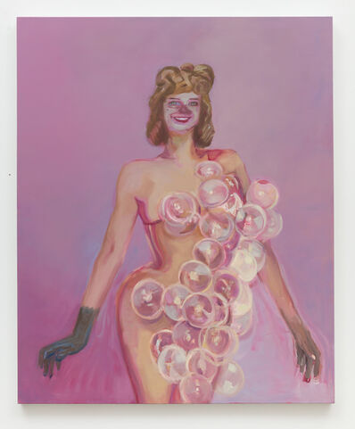 Janet Werner, 'Bubble Girl', 2014