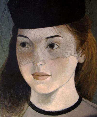 Pierre Lefebvre, 'Marianne au chapeau noir', 2018