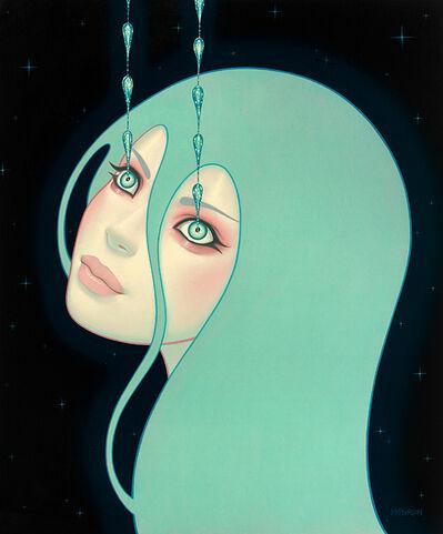 Tara McPherson, 'A Tiny Universe Created with Every Tear Drop', 2014