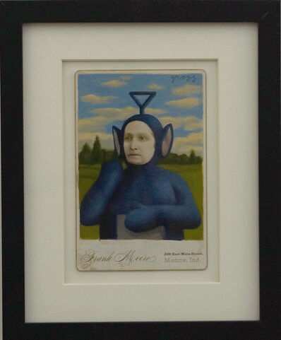 Alex Gross, 'untitled (Teletubby)', 2012