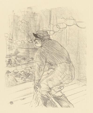 Henri de Toulouse-Lautrec, 'Polin', 1898