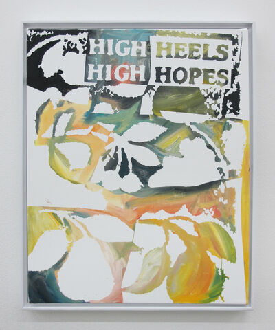 B. Thom Stevenson, 'High Heels High Hopes', 2016