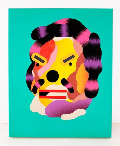 Grip Face, '#Masksofthemillennialgeneration #03'