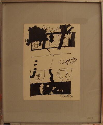 Manuel Hernández Mompó, 'Untitled', 1970